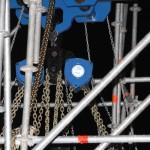 Sistema integrato per sollevamento risonanza magnetica